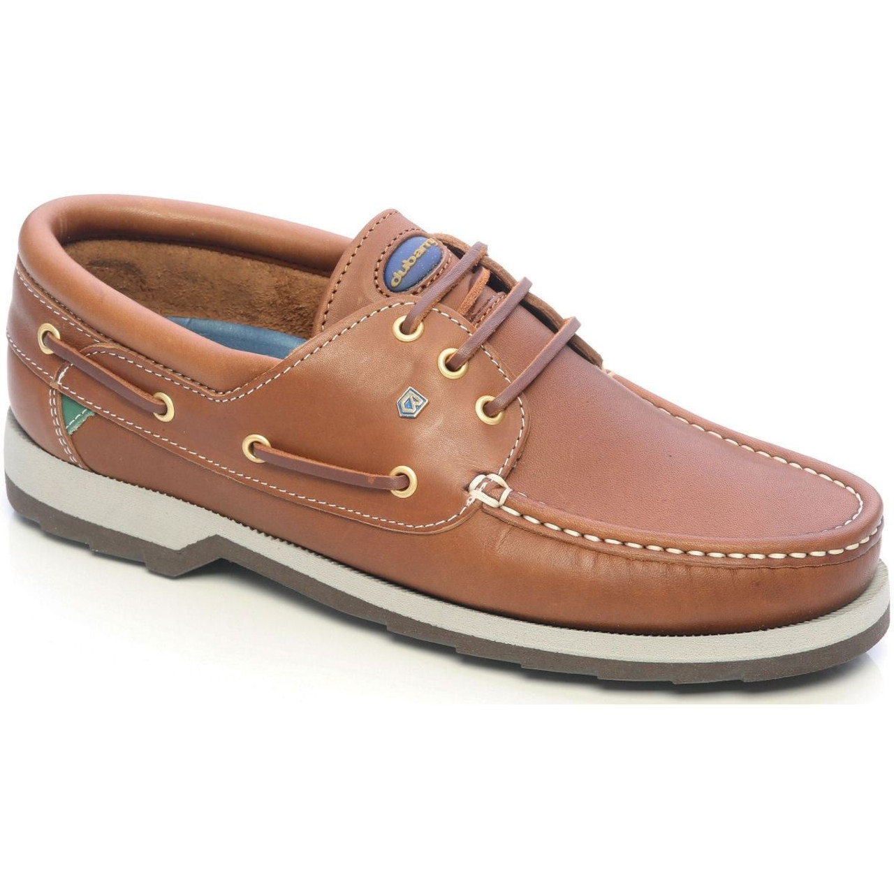 Dubarry Commander Deck Shoes in Brown