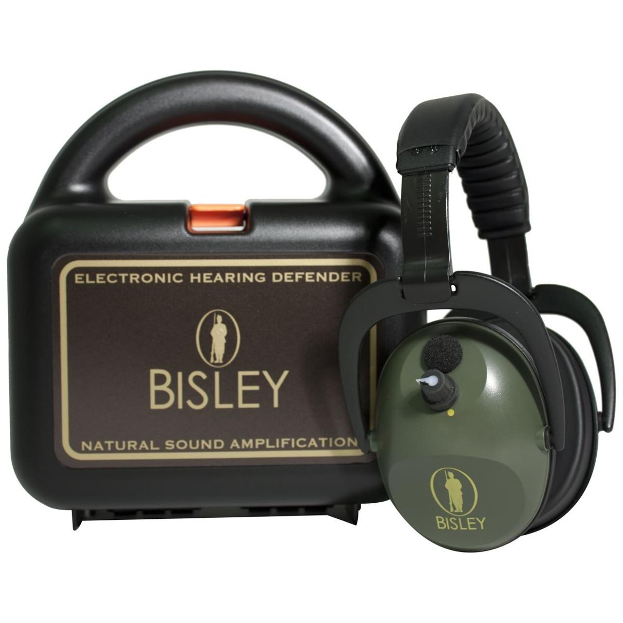 Bisley Active Electronic Ear Defenders