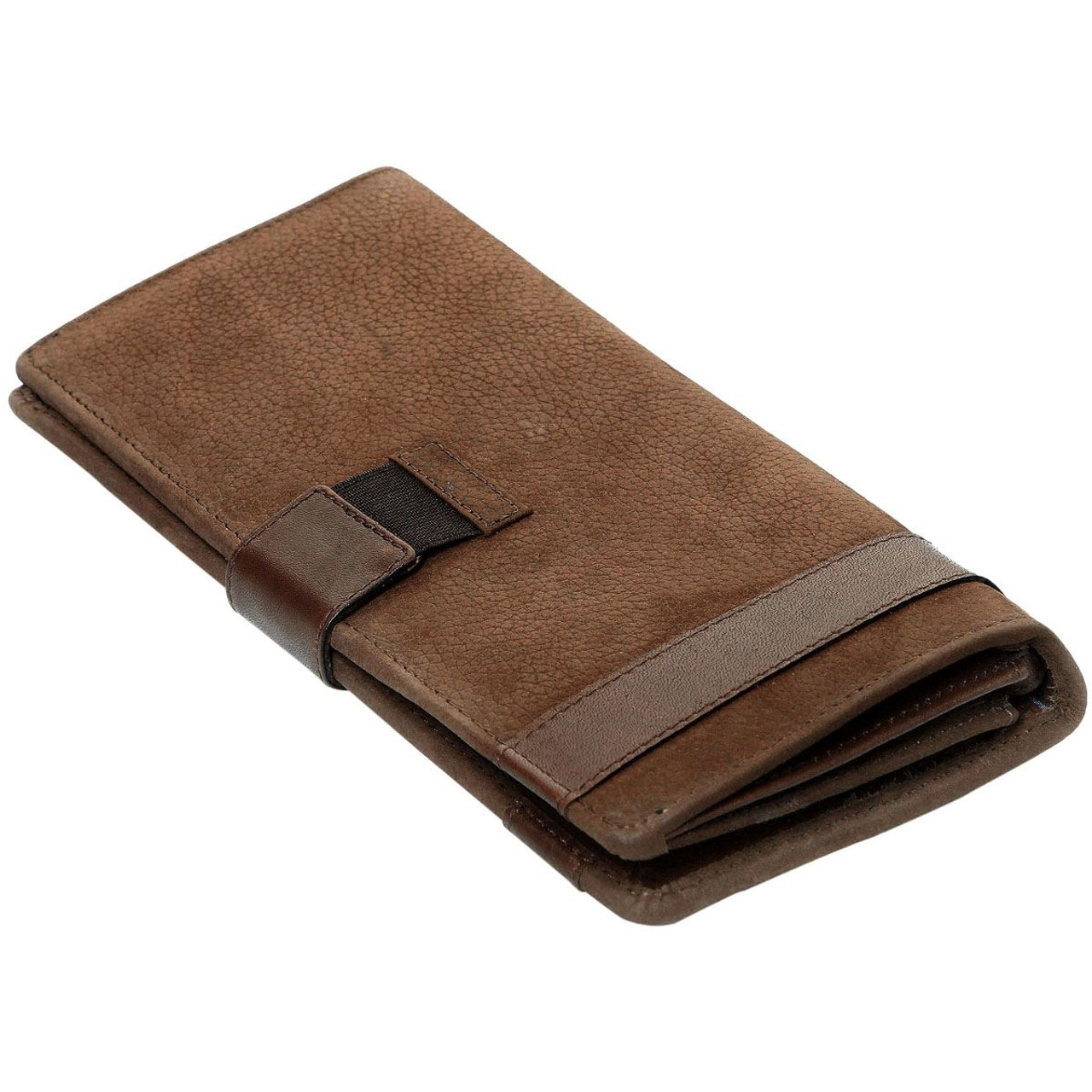 Dubarry Milltown Travel Organiser Wallet in Walnut