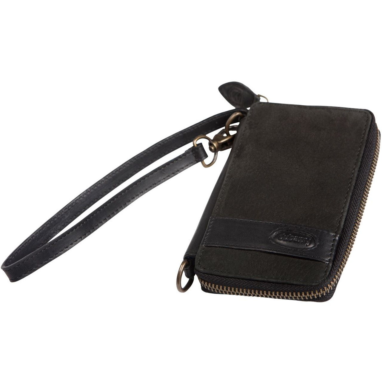 Dubarry Emyvale Wallet With Phone Holder in Black