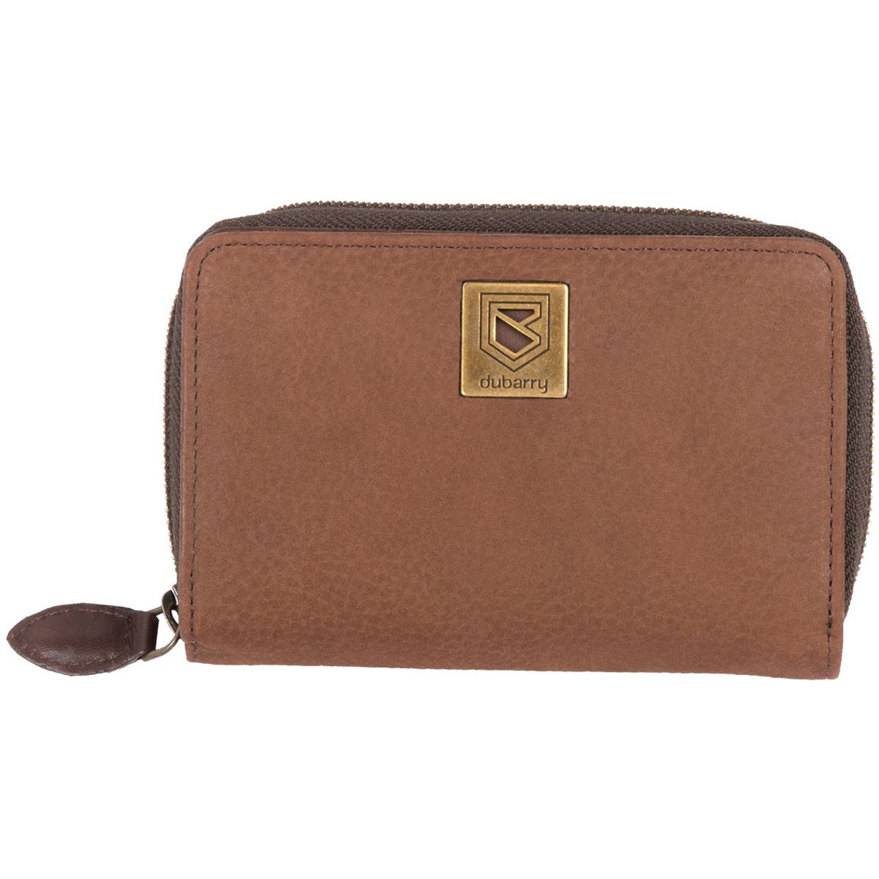 Dubarry Enniskerry Ladies Wallet in Walnut