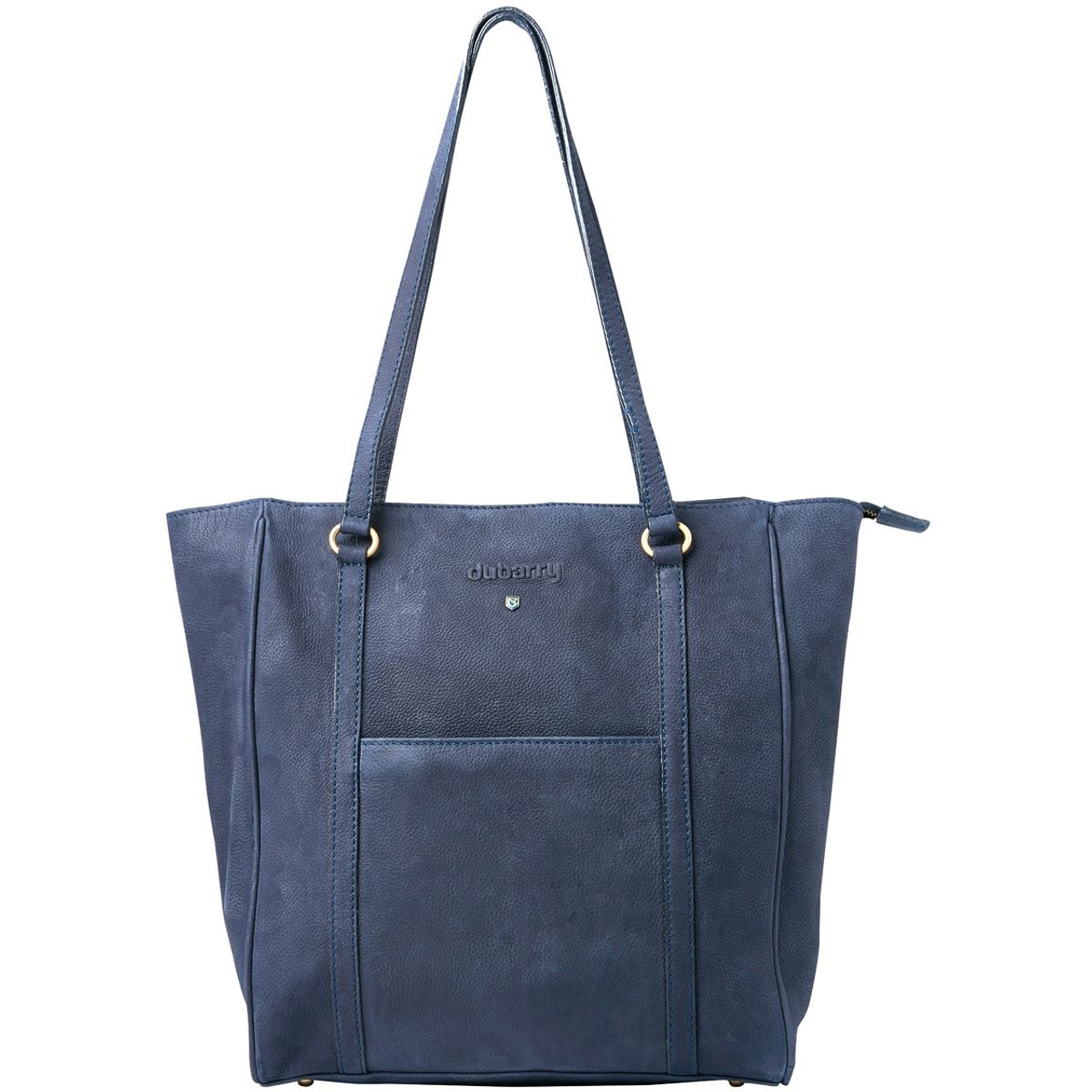 Dubarry Arcadia Tote Bag in Navy