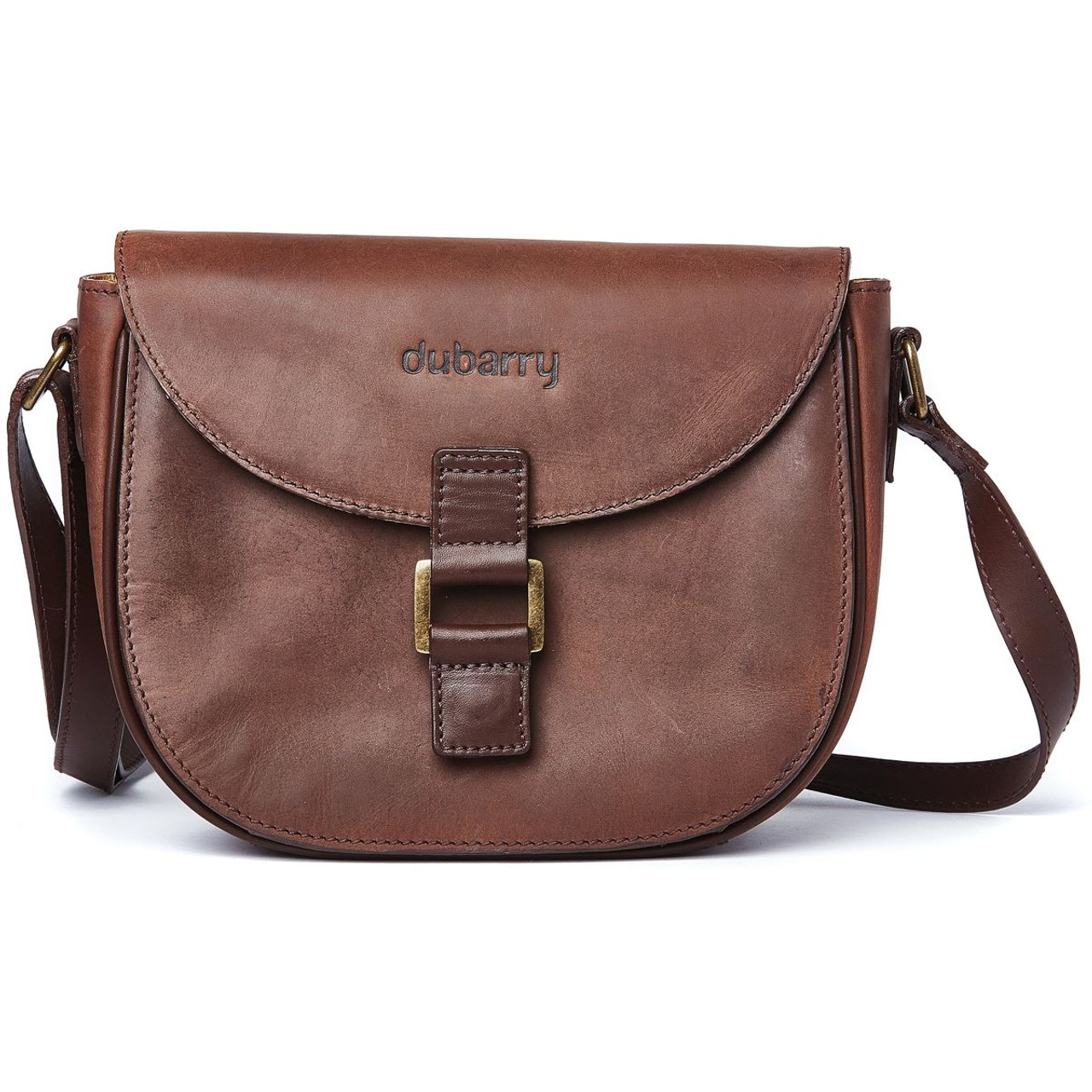 Dubarry Ballybay Cross Body Bag in Old Rum