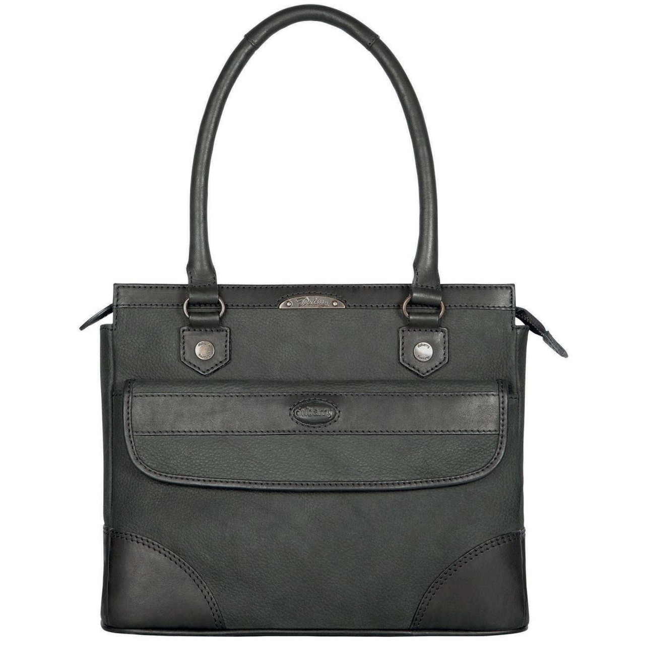 Dubarry Straffan Shoulder Bag in Black