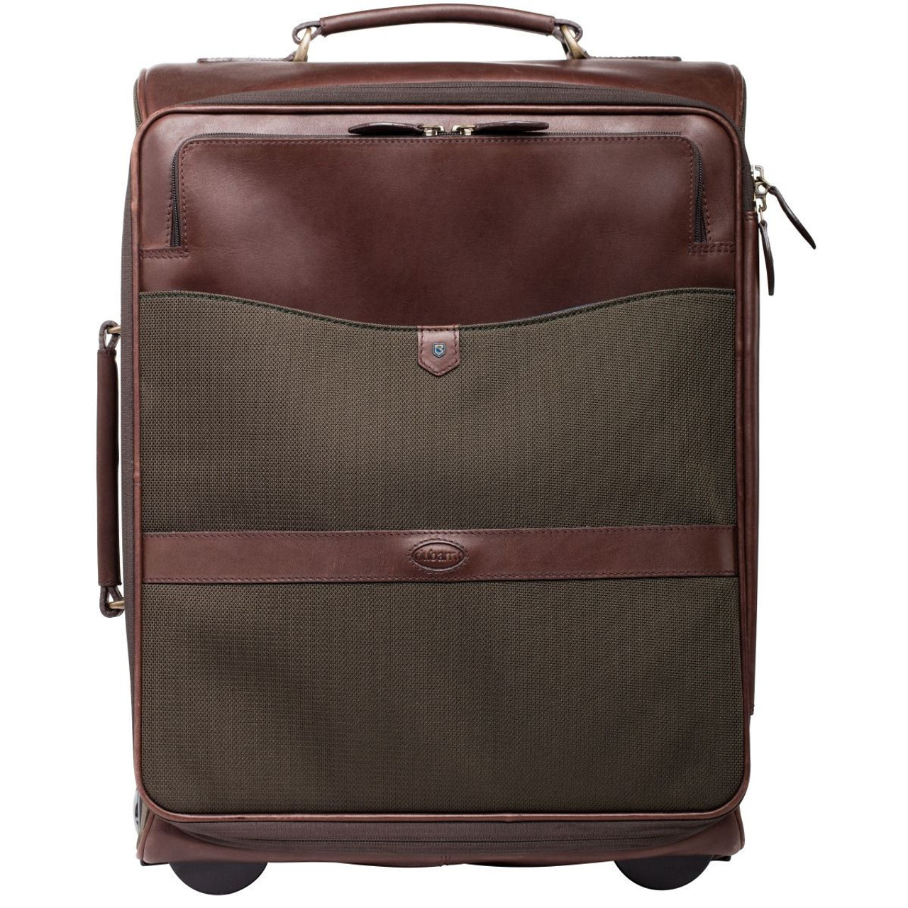 Dubarry Gulliver Cabin Trolley Case in Olive