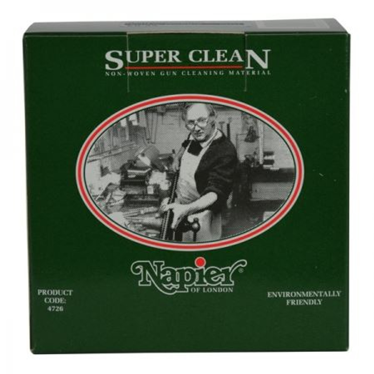 Napier Of London Super Clean Bore Cloth