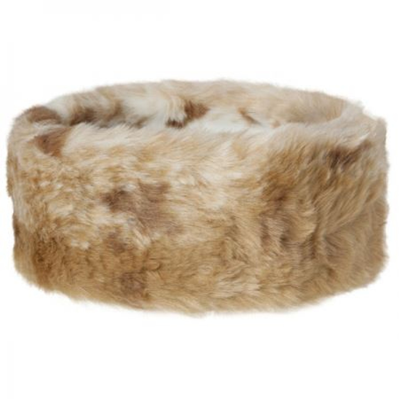 Dubarry Ladies Faux Fur Headband in Chinchilla
