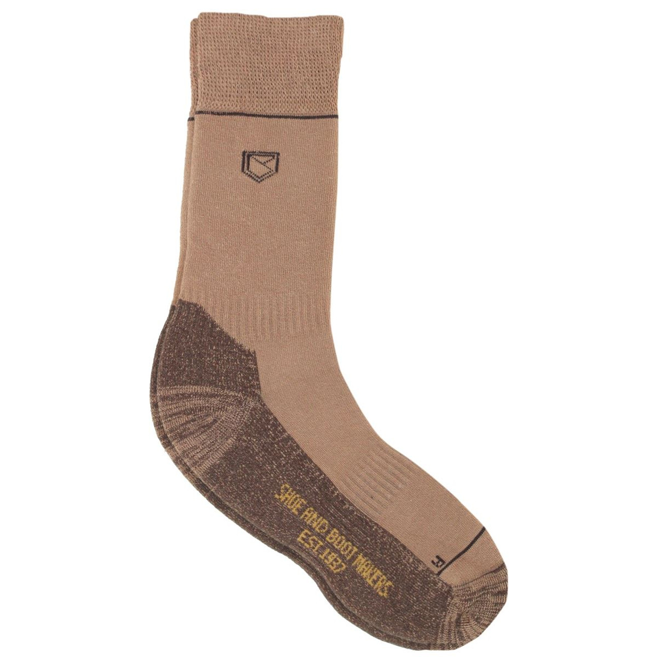 Dubarry Kilkee Short PrimaLoft Socks in Sand