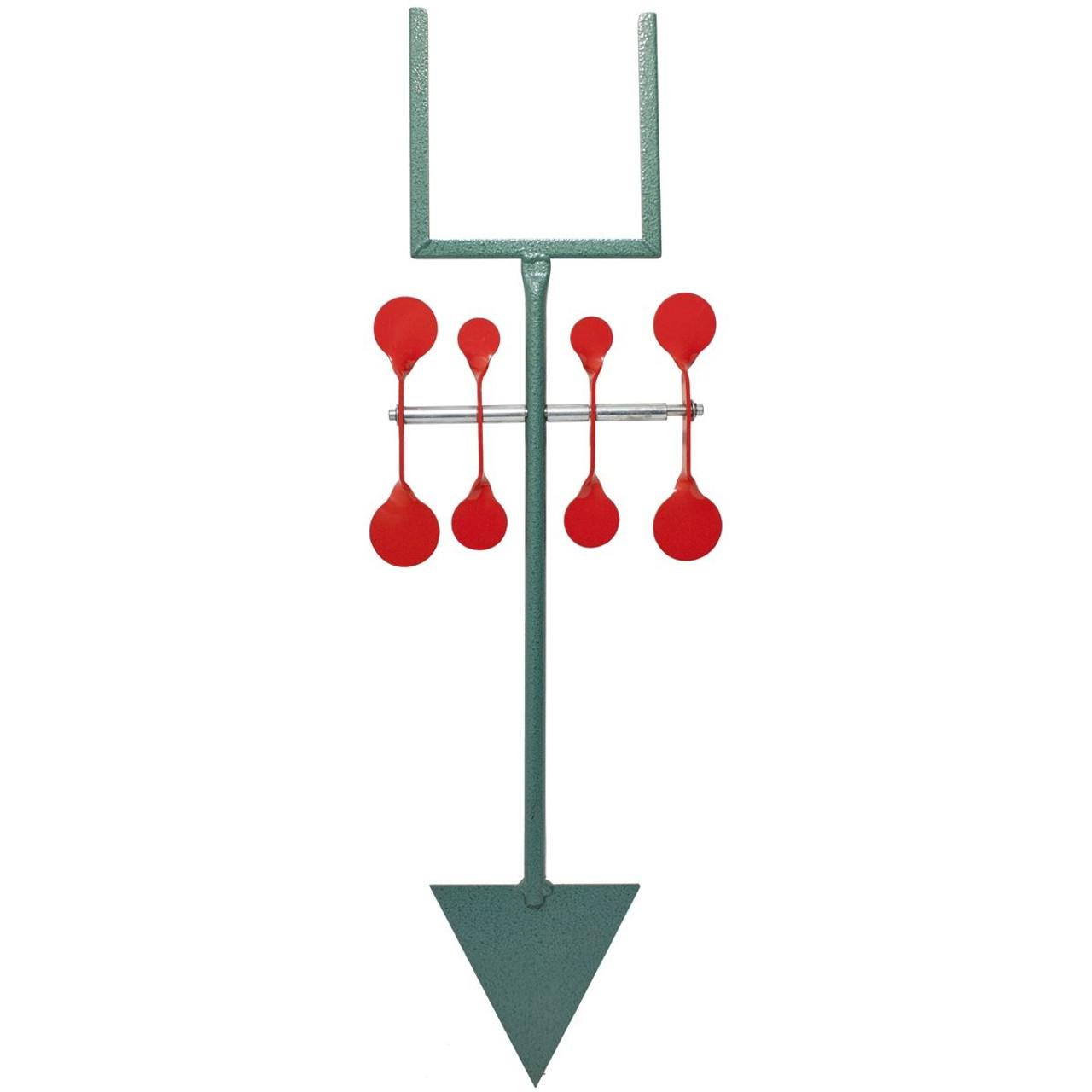 Bisley Red Spinner Target