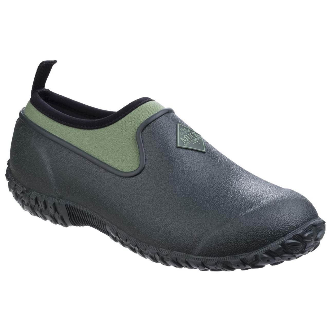 Green Muck Boot Womens Muckster II Low Shoes