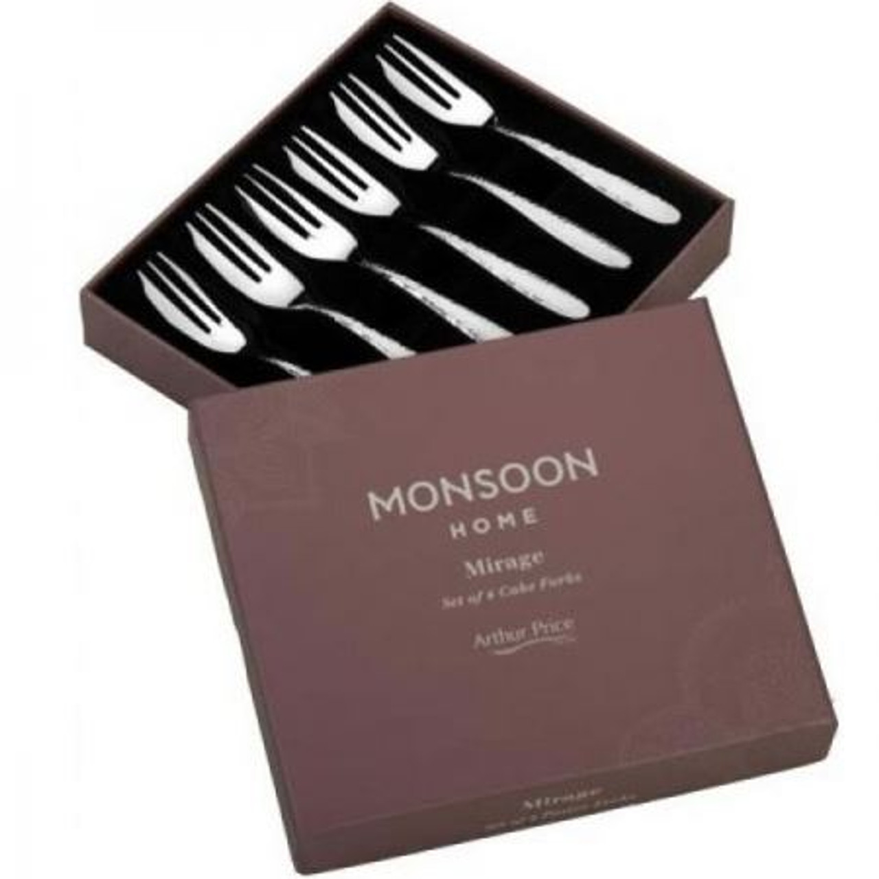Arthur Price Monsoon Mirage Pastry Forks