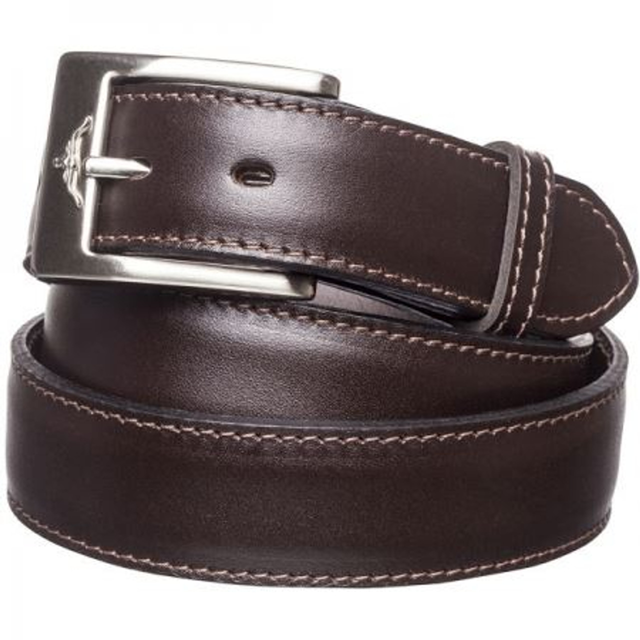 R.M. Williams Mens 1.25 Inch Dress Belt