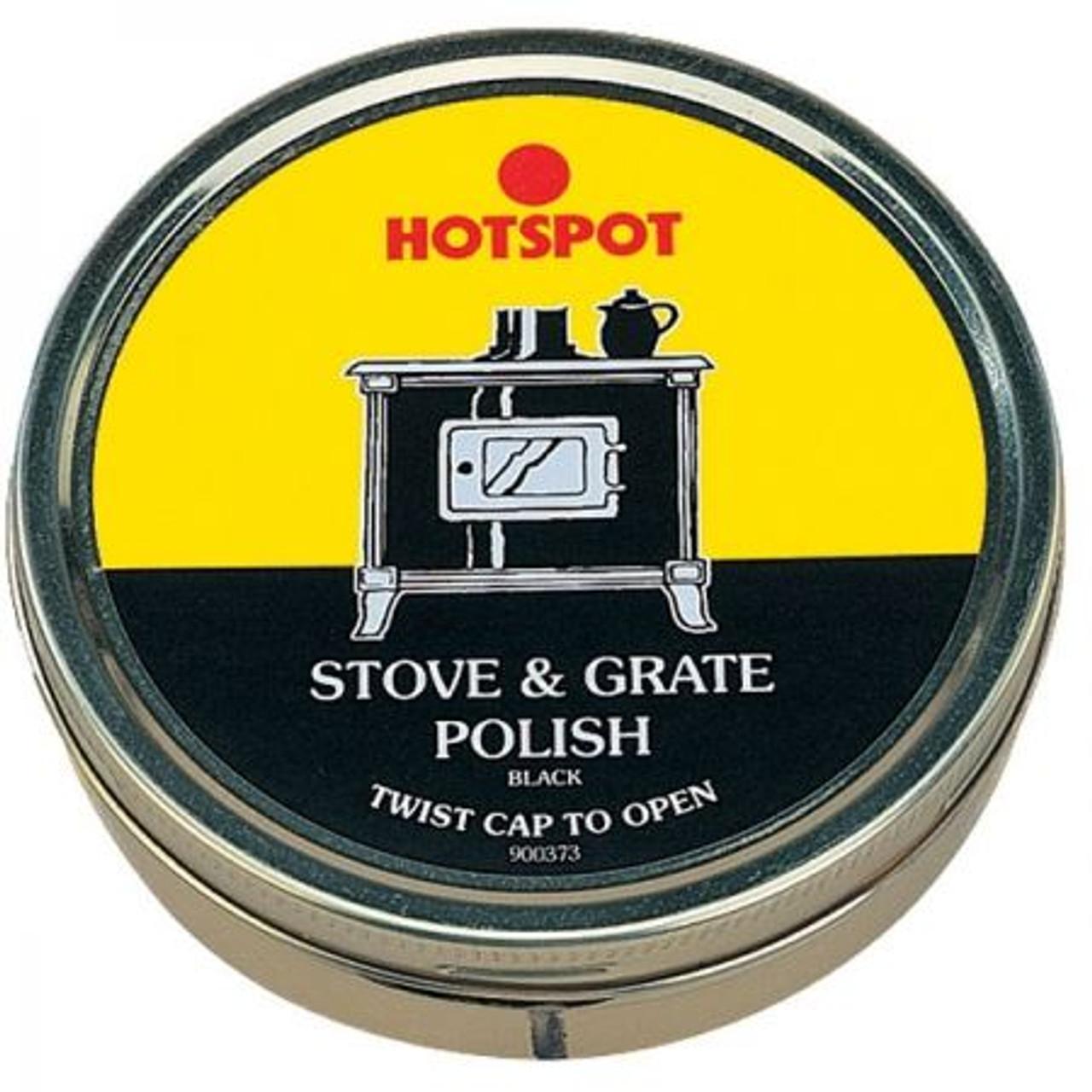 Manor Hotspot Stove & Grate Polish