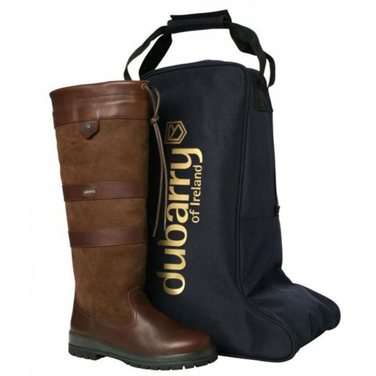 Navy Boot Bag