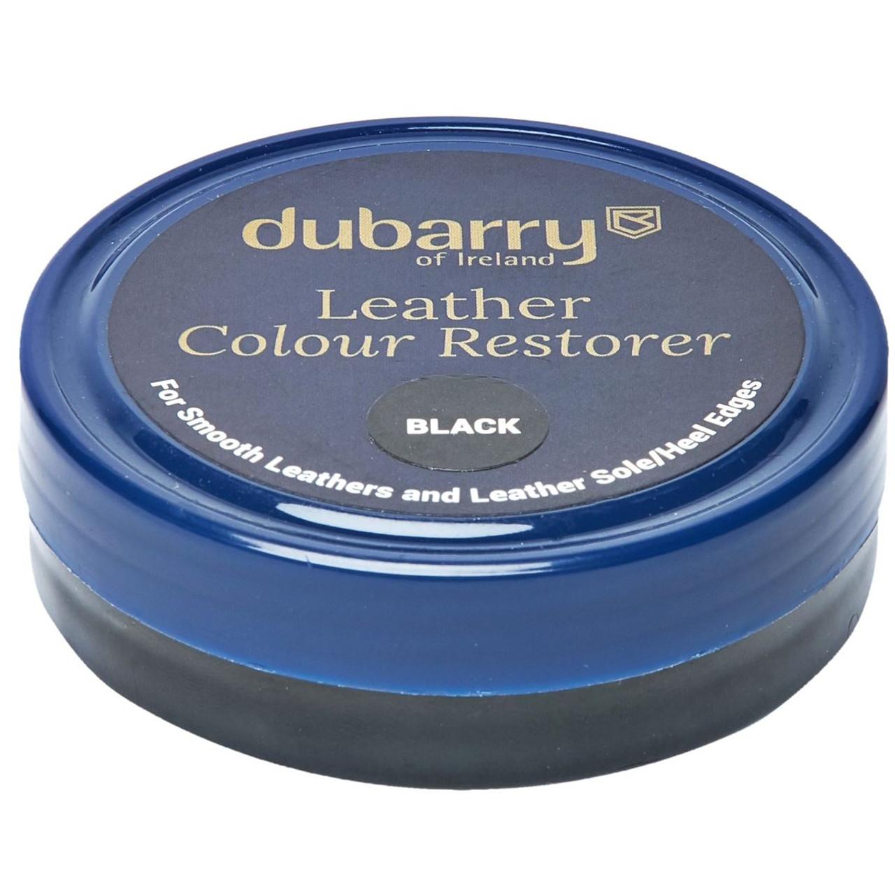 Dubarry Leather Colour Restorer Cream Black