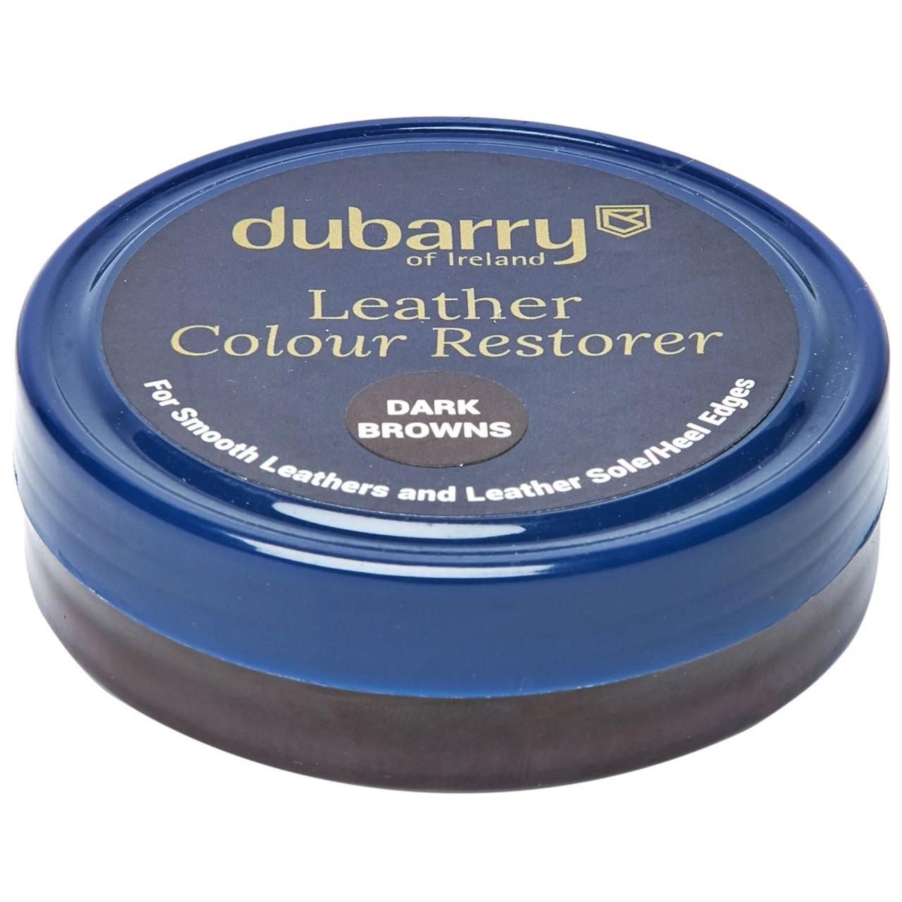 Dubarry Leather Colour Restorer Cream Dark Brown