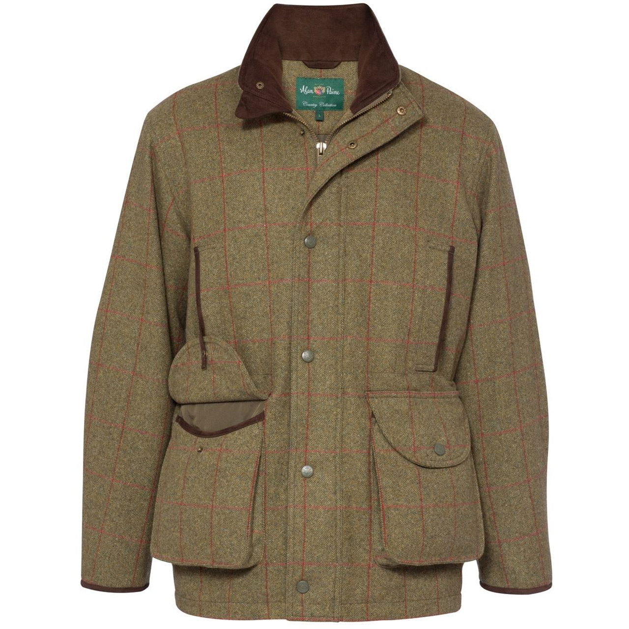 Alan Paine Combrook Field Coat