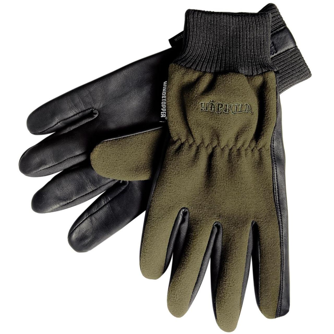 Harkila Pro Shooter Gloves - Green