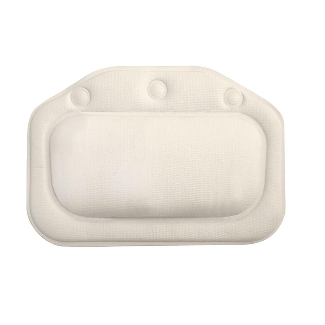 Croydex White Bath Pillow