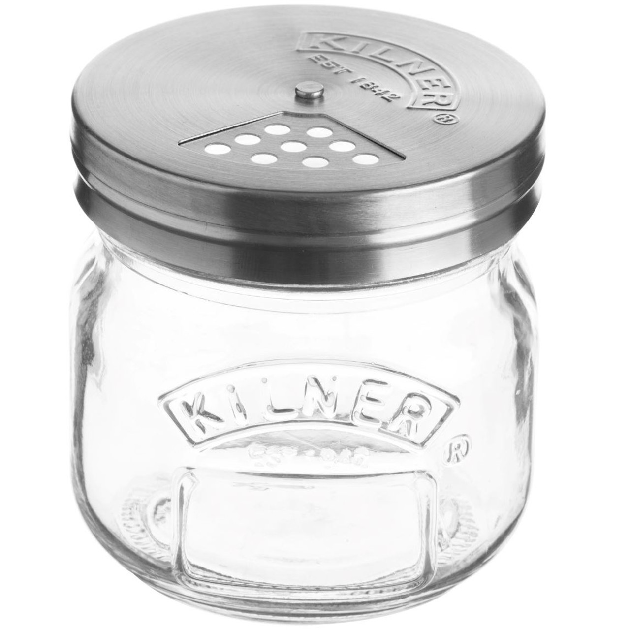 Kilner Jar With Shaker Lid 250ml