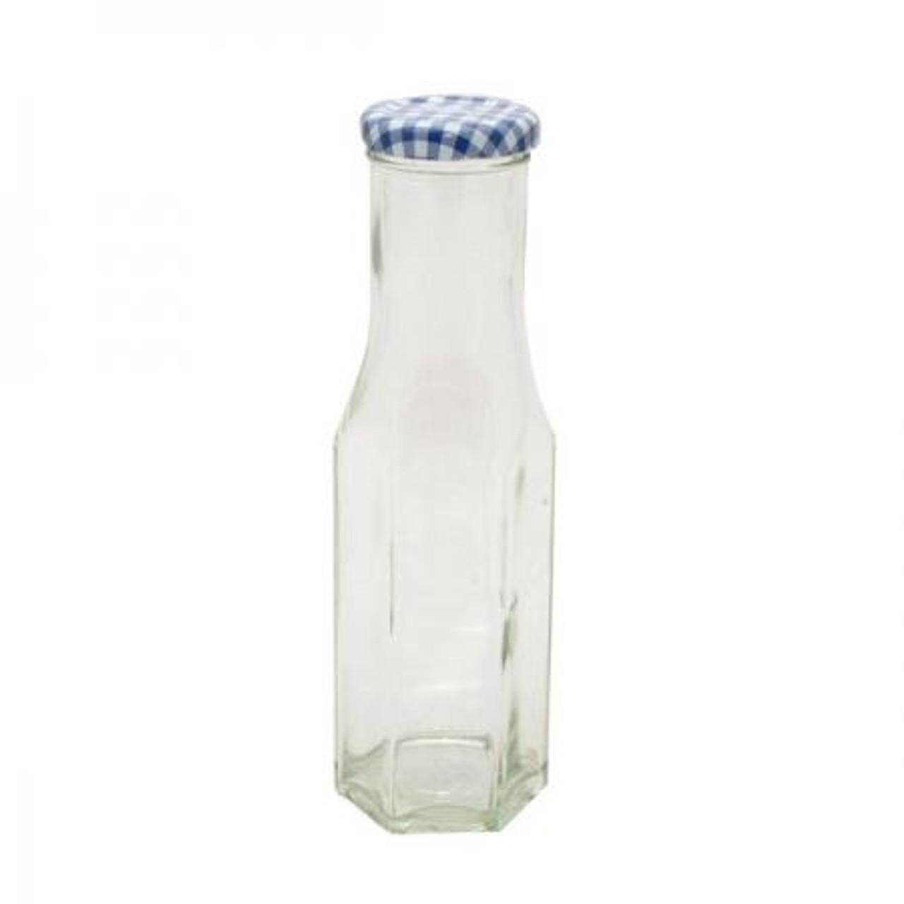 Kilner Hexagonal Twist Top Bottle 250ml
