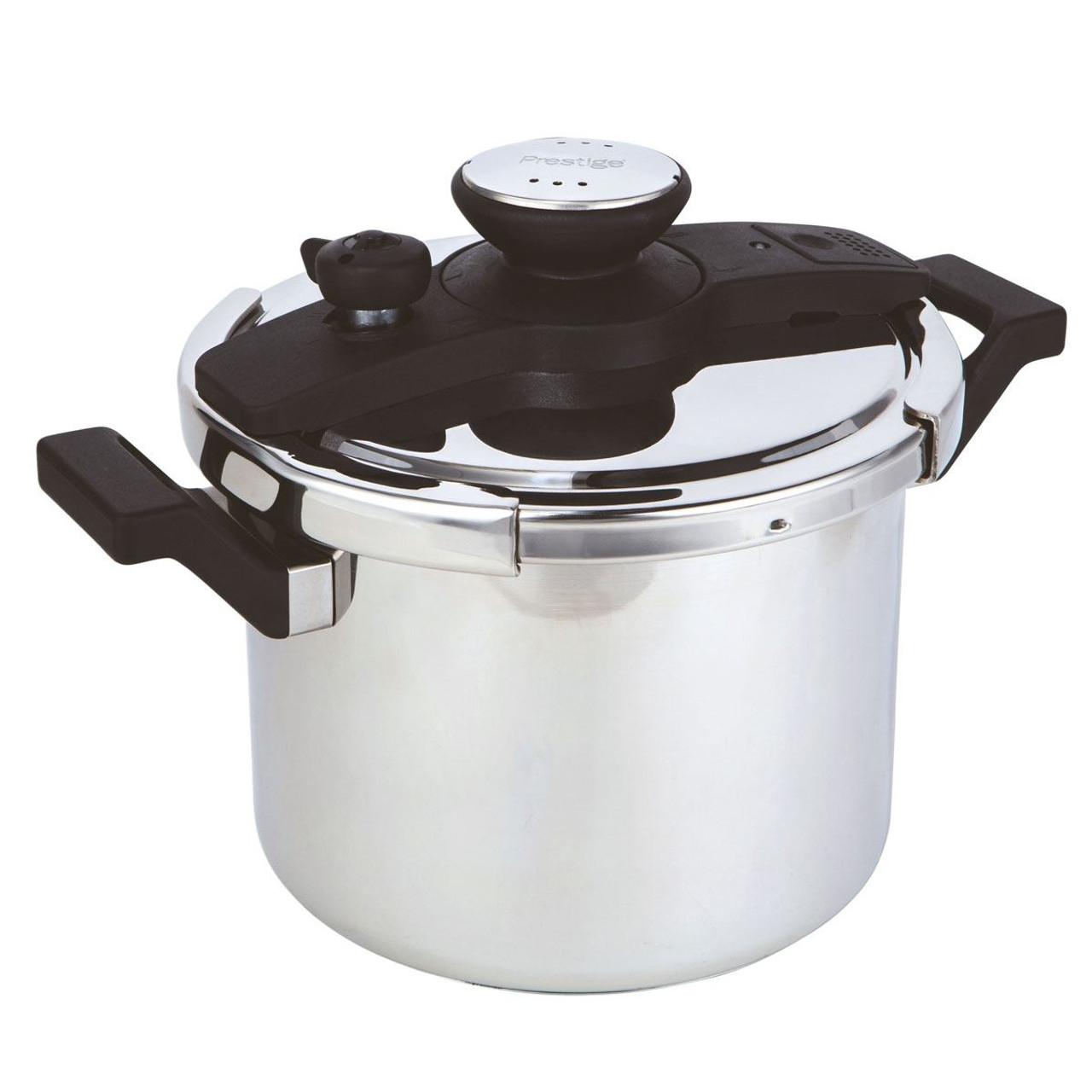 Prestige 6L Twist 'n' Lock Pressure Cooker