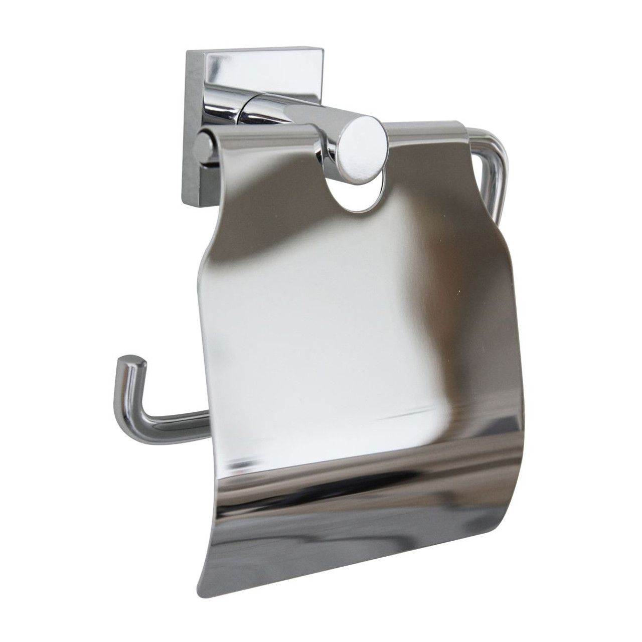 Miller Atlanta Toilet Roll Holder With Lid