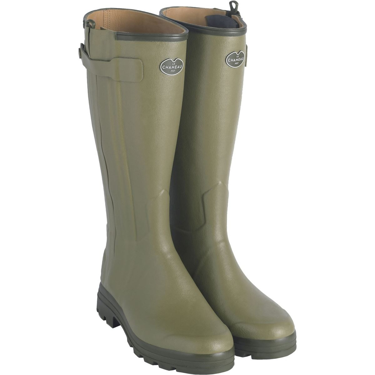 Le Chameau Ladies Chasseur Wellington Boots