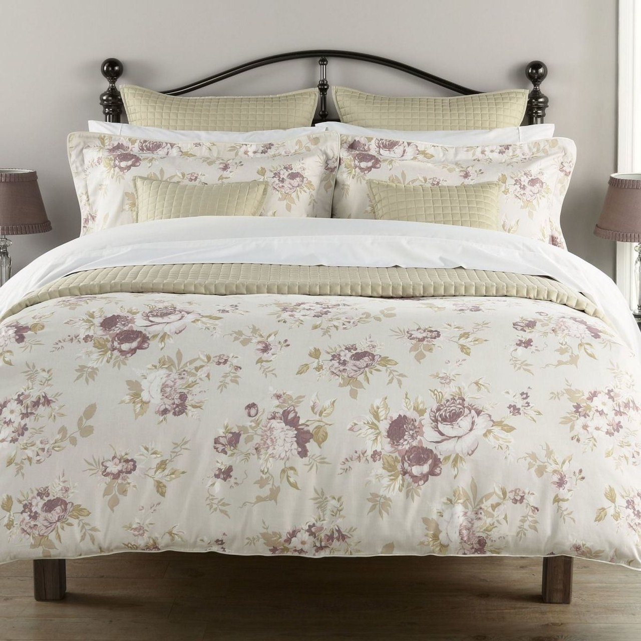 Christy 230 Thread Count Duvet Set