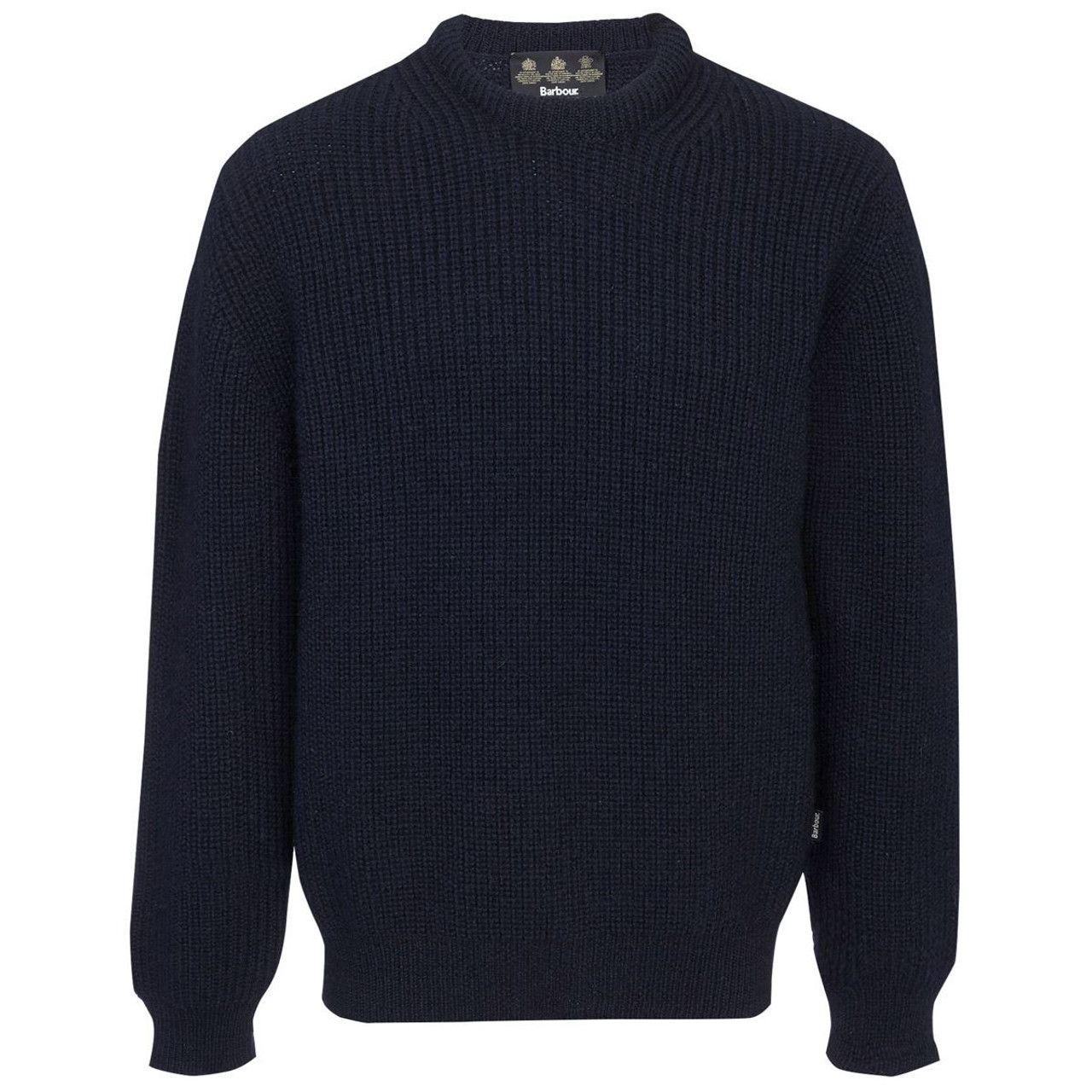 Barbour New Tyne Crew Neck Sweater