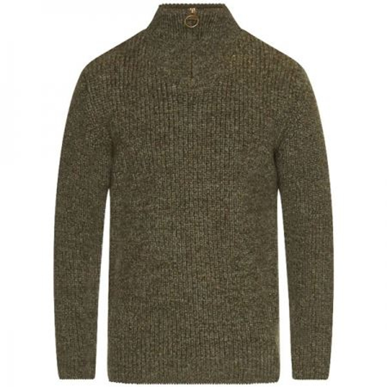 Barbour New Tyne Half Zip Sweater