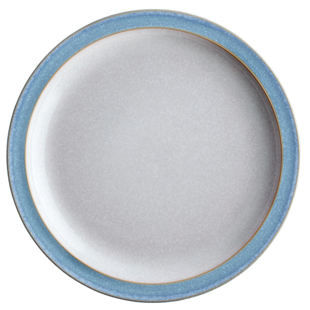 Denby Elements Light Blue Small Plate
