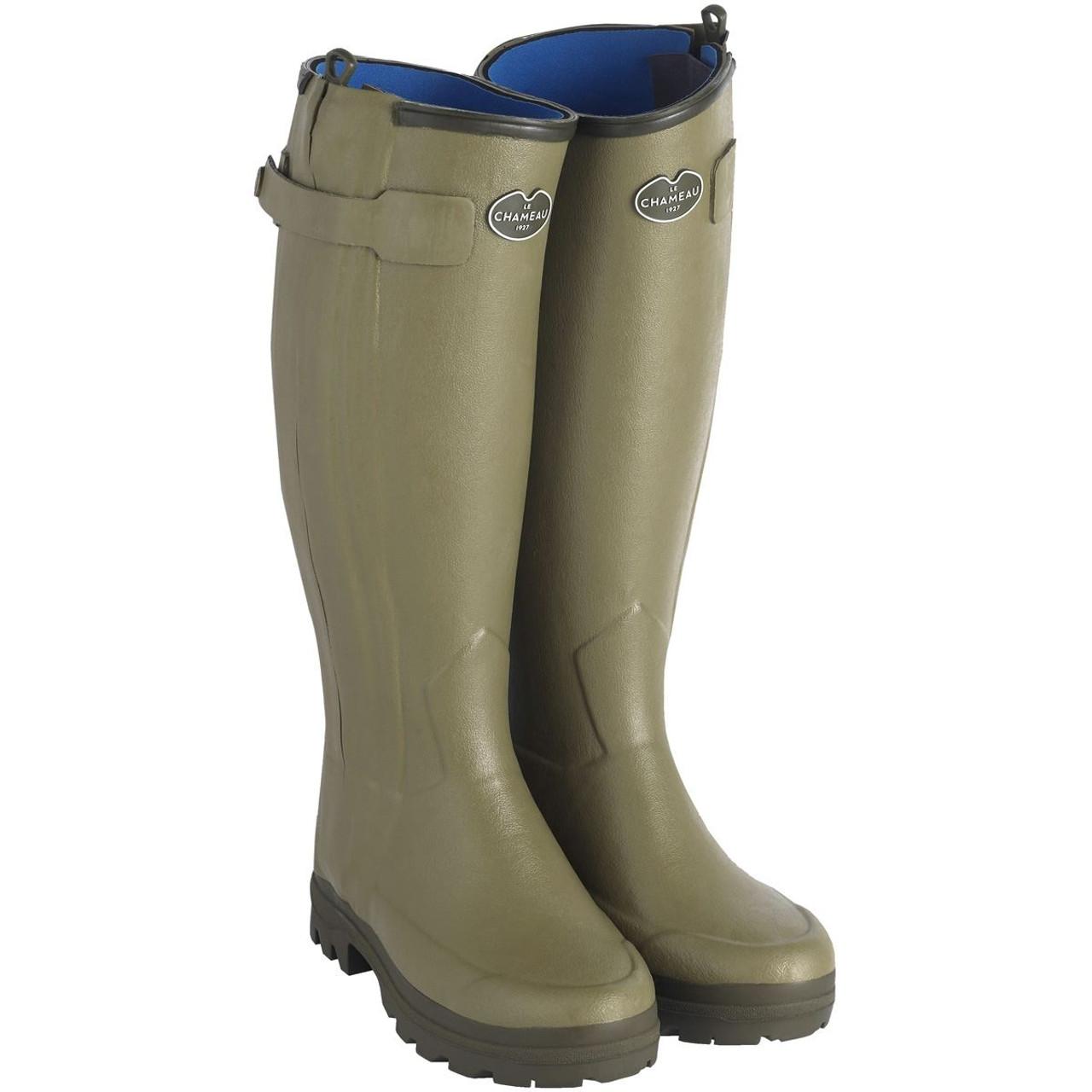 Le Chameau Chasseur Neo Ladies Wellington Boots