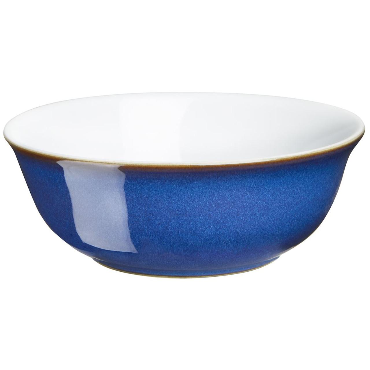 Denby Imperial Blue Cereal Bowl