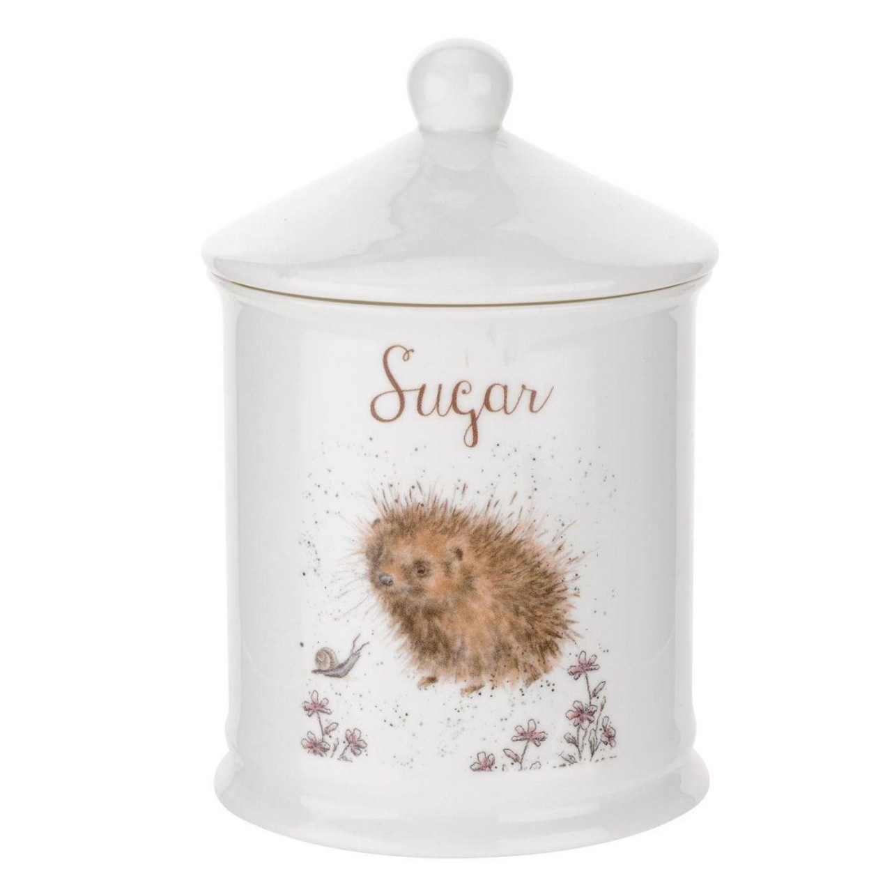 Royal Worcester Wrendale Storage Canister
