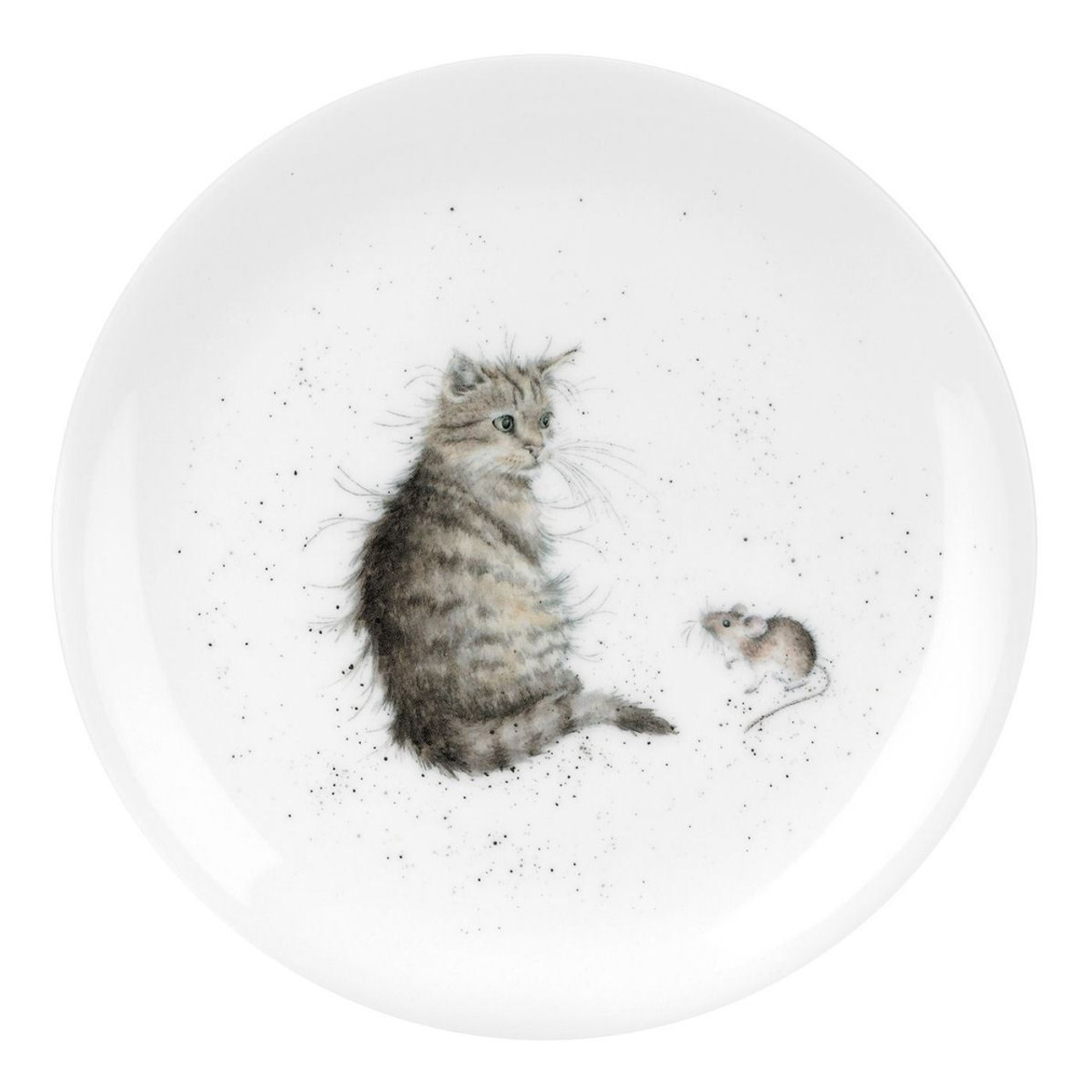 Royal Worcester Wrendale 8 Inch Plate