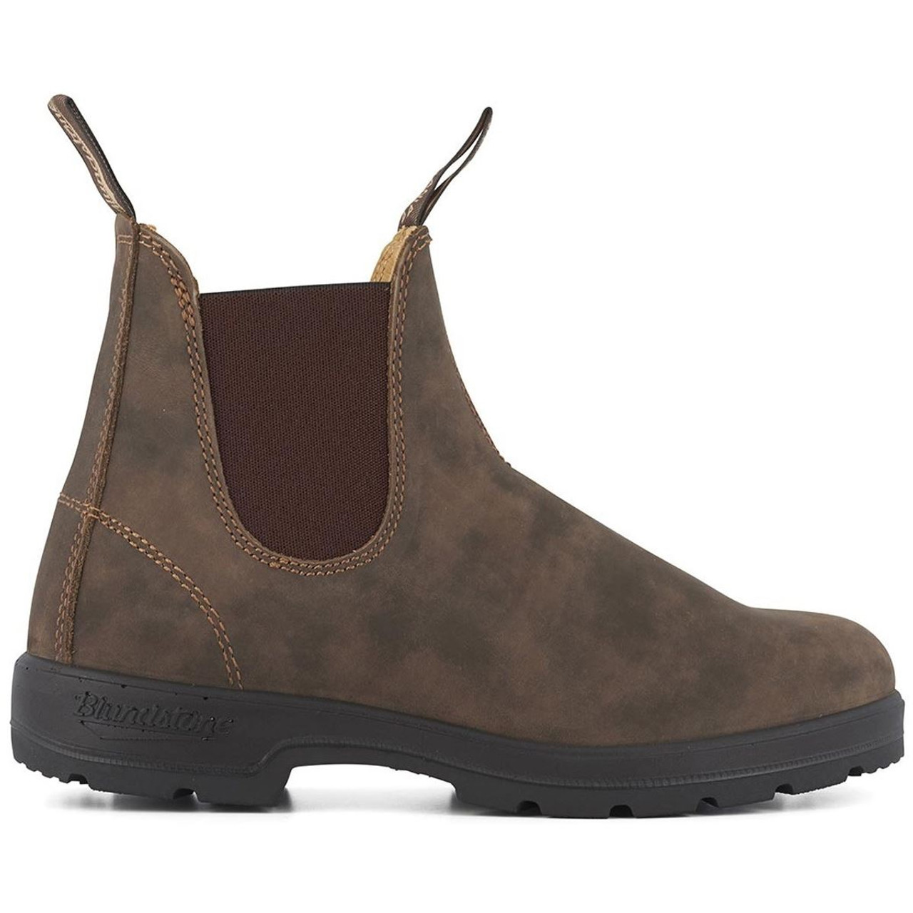 Blundstone Comfort 585 Round Toe Chelsea Boots