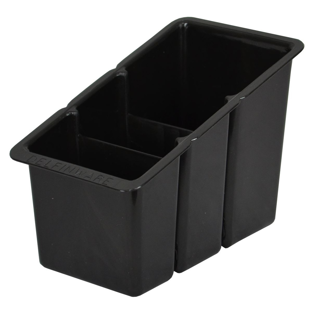 Delfinware Cutlery Basket Black