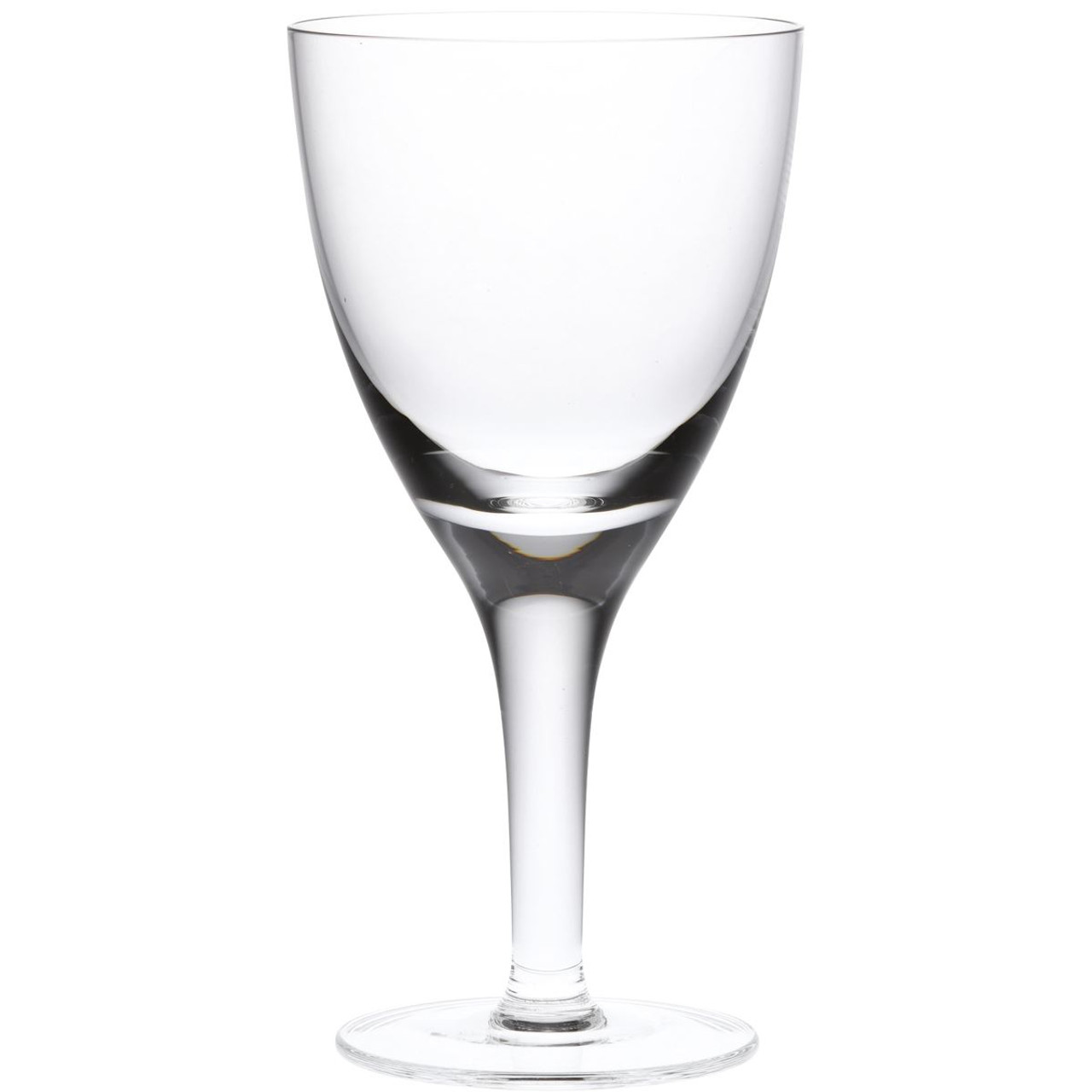 Denby China White Wine Glass