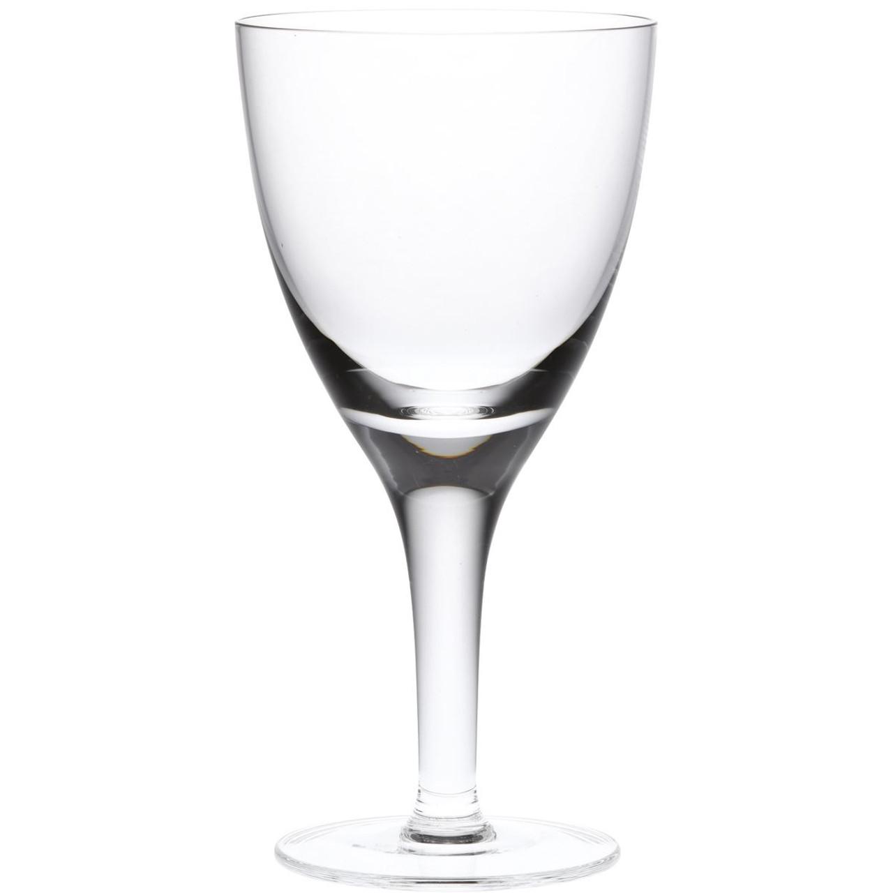 Denby China White Wine Glass
