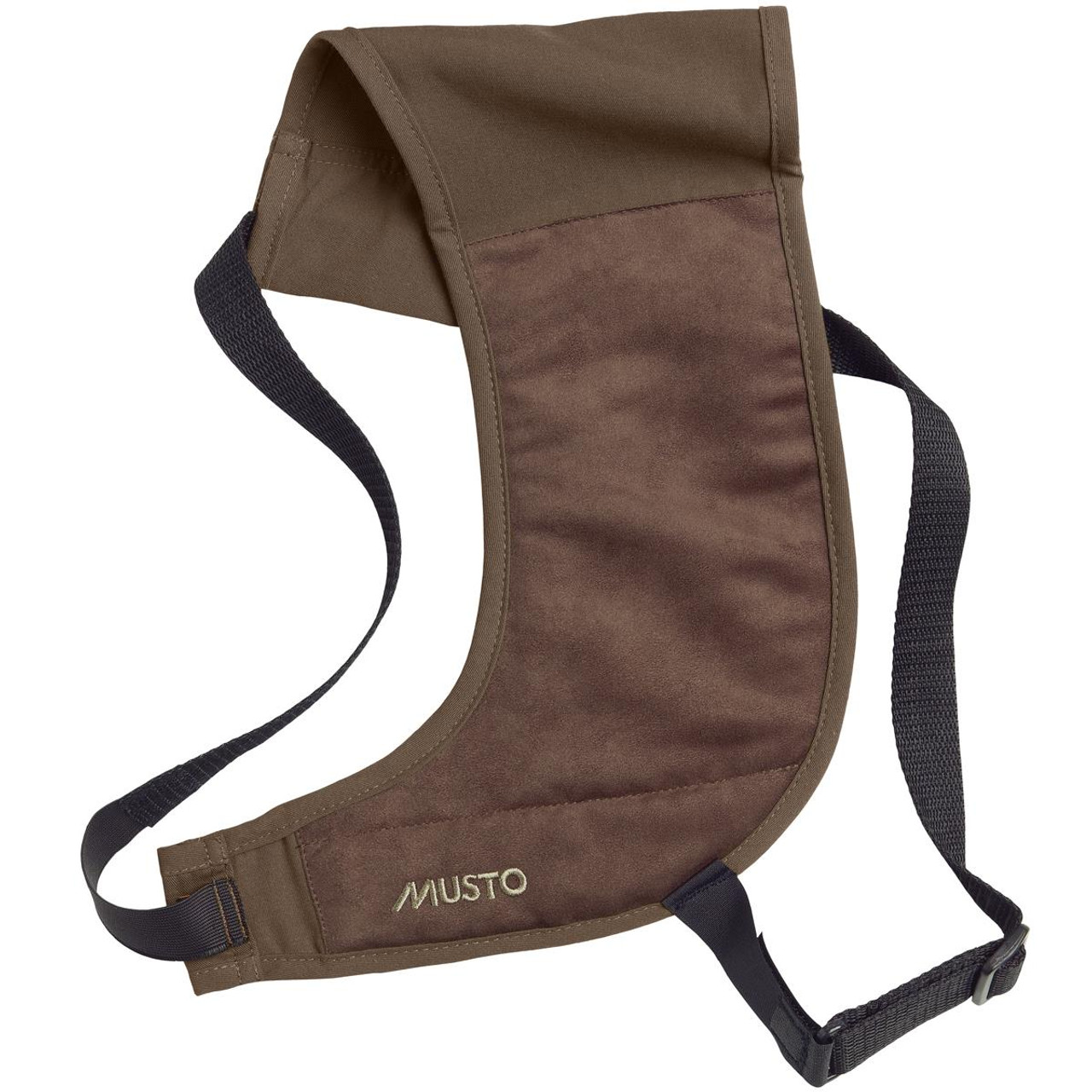 Dark Moss Musto D3O Recoil Shield