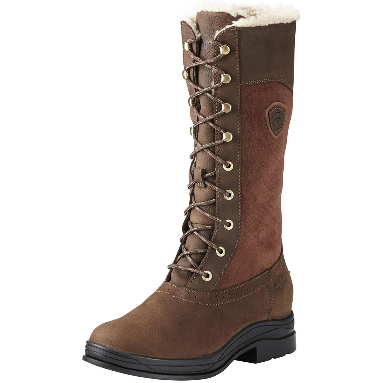 Java Ariat Wythburn H2O Insulated Boots