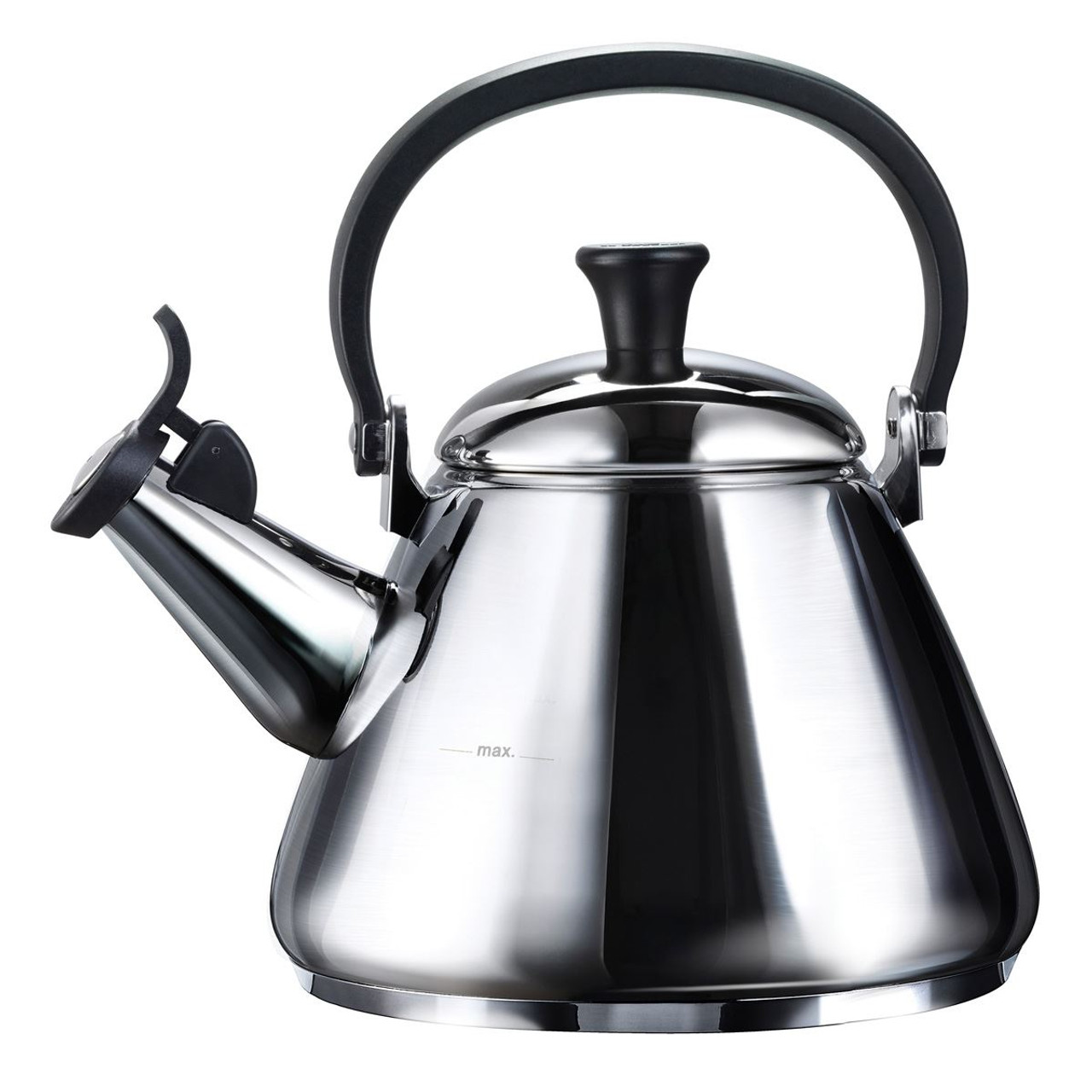 Le Creuset Kone Whistle Kettle Stainless Steel