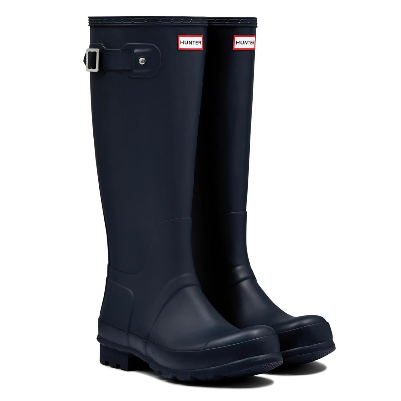 Hunter Mens Original Tall Wellington Boots