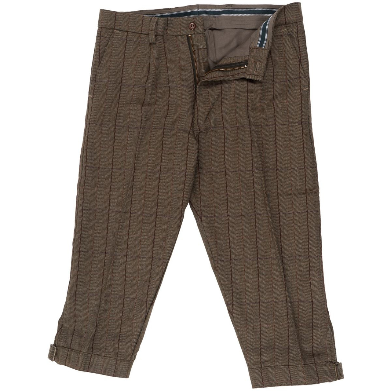 Heritage 1845 Mens Tweed Breeks