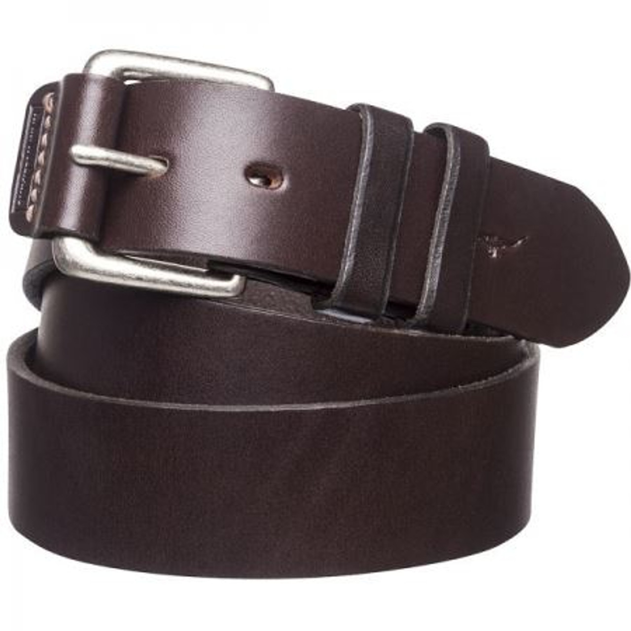 R.M. Williams Covered Buckle Belt