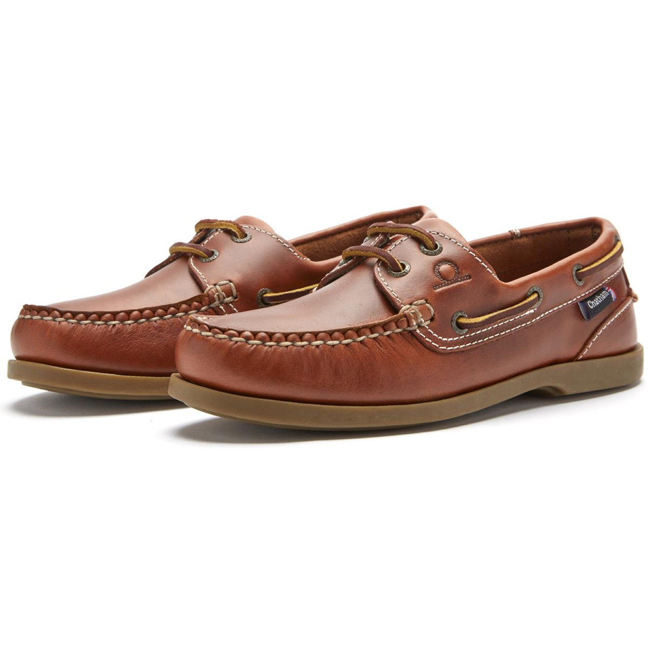 Chatham Womens Deck G2 Boat Shoes
