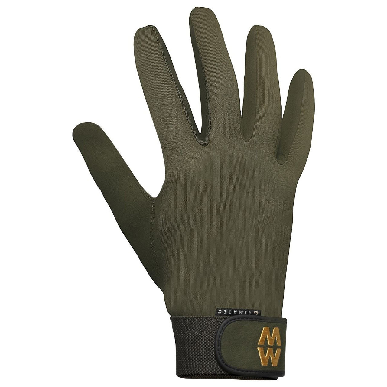 Green MacWet Climatec Gloves