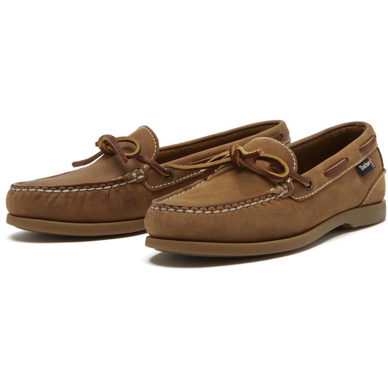 Chatham Womens Olivia G2 Deck Shoes