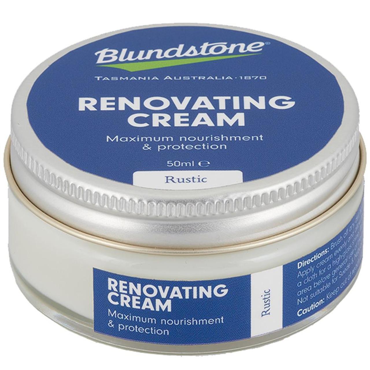 Blundstone Renovating Cream Rustic